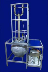 Eseential Oil Fractional Distillation